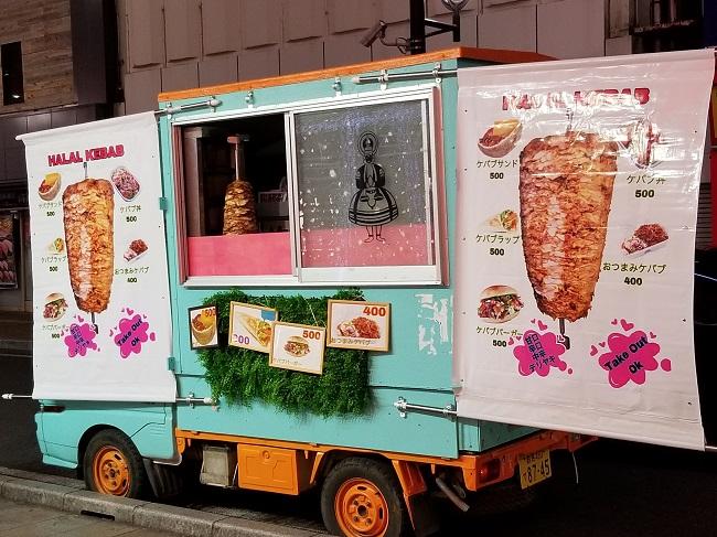【必見】移動販売車(キッチンカー)はマジ凄い! 試食会に潜入!その1